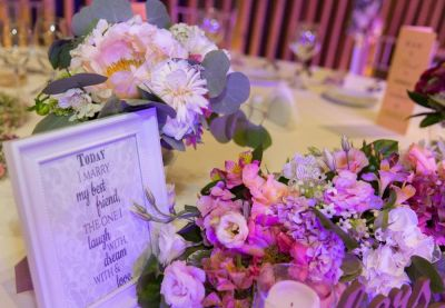 Top Table Pink
