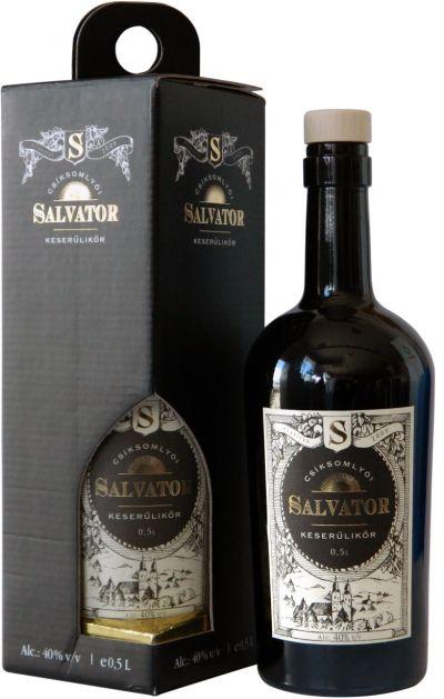 Lichior SALVATOR Cutie 40% 0.5L