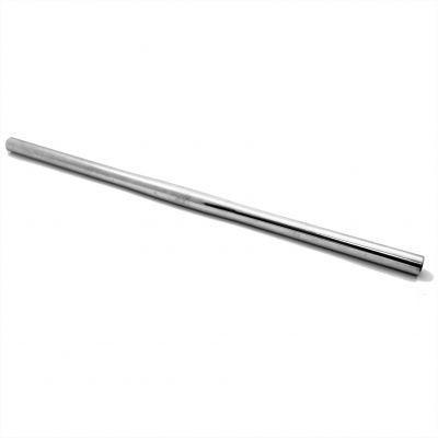 Ghidon drept 360001, otel, lungime 580 mm, culoare argintiu