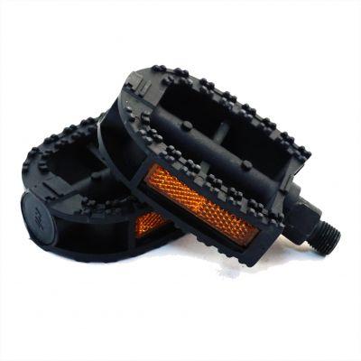 Pedale plastic negre RT-480016