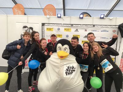 MARATONUL RAIFFEISEN BANK BUCHAREST 2016