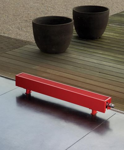 Calorifere Mini Freestanding 130x700x180 mm, 593 W