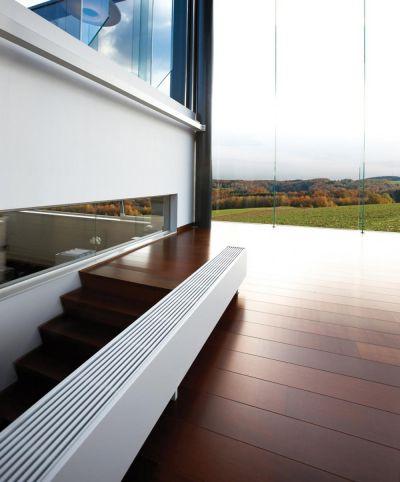Calorifere Mini Freestanding 80x1000x230 mm, 953 W