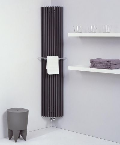 Calorifere decorative de colt Jaga Iguana Corner 1250x272 mm, 723 W