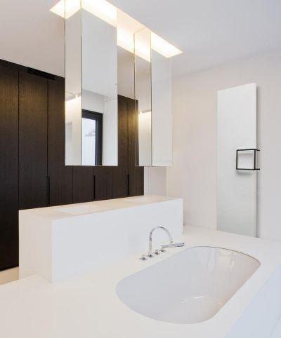 Calorifere decorative otel Vasco Niva Soft NS1L1 2020x540 mm, 1257 W