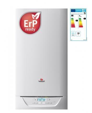 Noua centrala termica Saunier Duval cu boiler de 42 de litri Isotwin Condens 35-A
