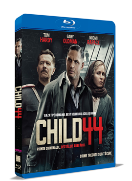 Child 44: Crime trecute sub tacere / Child 44 - BLU-RAY