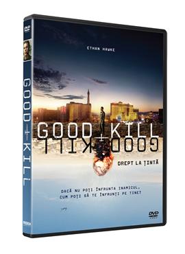 Drept la tinta / Good Kill - DVD