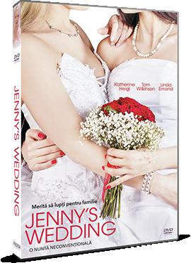 O nunta neconventionala / Jenny's Wedding - DVD