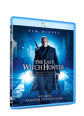 Ultimul vanator de vrajitoare / The Last Witch Hunter - BLU-RAY
