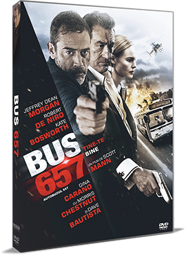 Autobuzul 657 / Bus 657 (The Heist) - DVD