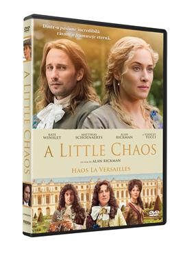 Haos la Versailles / A Little Chaos - DVD