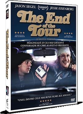 Sfarsitul turului / The End of the Tour - DVD