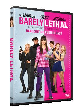 Deosebit de periculoasa / Barely Lethal - DVD