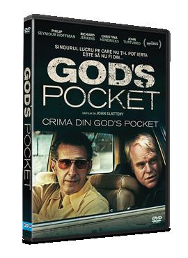 Crima din God's Pocket / God's Pocket - DVD