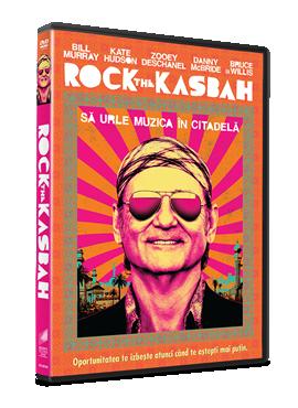 Sa urle muzica in citadela / Rock the Kasbah - DVD