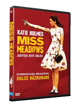 Domnisoara Meadows: Dulce razbunare / Miss Meadows - DVD