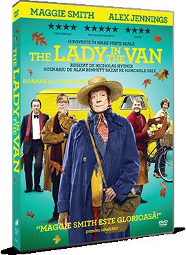 Doamna din furgoneta / The Lady in the Van - DVD