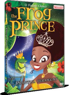 Printul Fermecat / The Frog Prince - DVD