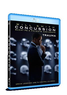 Trauma / Concussion - BLU-RAY