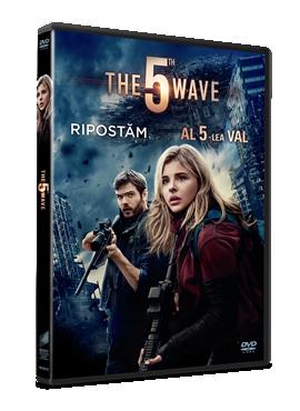 Al 5-lea val / The 5th Wave - DVD