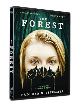 Padurea blestemata / The Forest - DVD