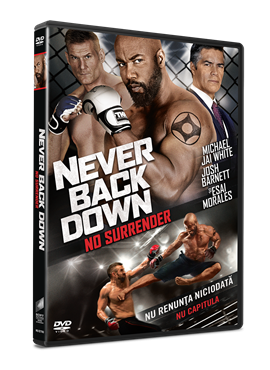 Nu renunta niciodata: Nu capitula / Never Back Down: Never Surrender - DVD