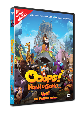 Ups! Am pierdut Arca... / Ooops! Noah is Gone... - DVD