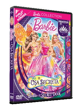 Barbie si Usa Secreta / Barbie and the Secret Door - DVD