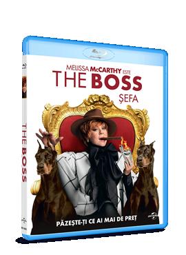 Sefa / The Boss - BD