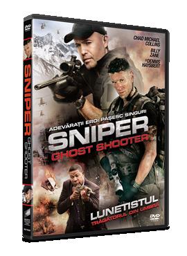 Lunetistul: Tragatorul din umbra / Sniper: Ghost Shooter - DVD