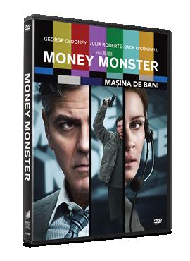 Masina de bani / Money Monster - DVD