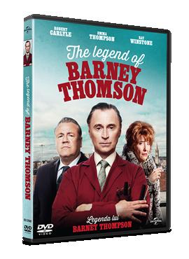 Legenda lui Barney Thompson / The Legend of Barney Thompson - DVD