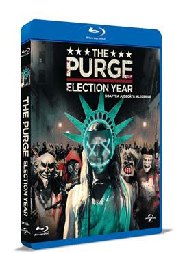 Noaptea judecatii 3: Alegerile / The Purge 3: Election Year - BD