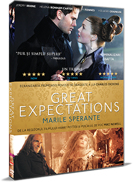 Marile Sperante / Great Expectations - DVD