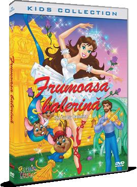 Frumoasa Balerina / The Gypsy Ballerina - DVD
