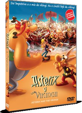 Asterix si Vikingii / Asterix et les Vikings - DVD