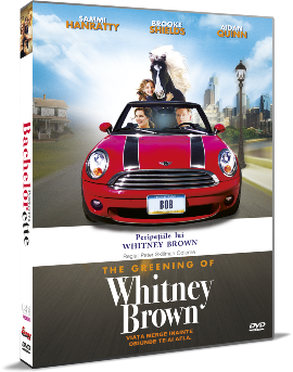 Peripetiile lui Whitney Brown / The Greening of Whitney Brown - DVD