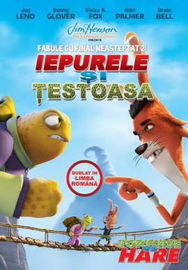 Fabule cu final neasteptat 2: Iepurele si Testoasa / Unstable Fable 2: Tortoise vs. Hare - DVD