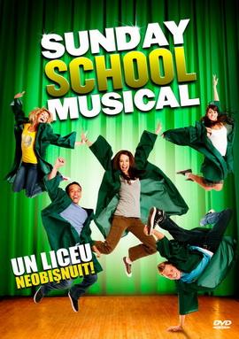 Un liceu neobisnuit / Sunday School Musical - DVD