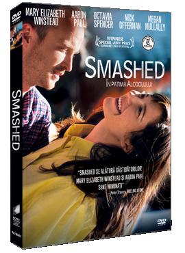 In patima alcoolului / Smashed - DVD