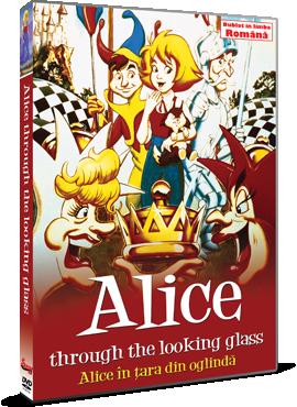 Alice in Tara din Oglinda / Alice Through the Looking Glass - DVD
