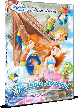 Mica Sirena / The Little Mermaid - My Fairy Tales - DVD