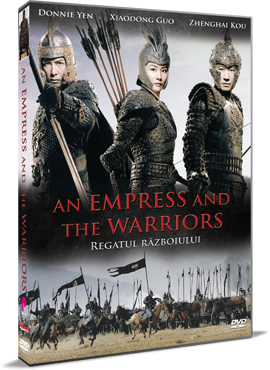 Regatul Razboiului / An Empress and the Warriors - DVD