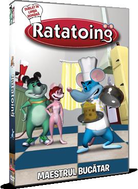 Maestrul bucatar / Ratatoing - DVD