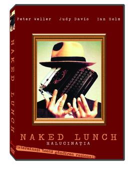 Halucinatia / Naked Lunch - DVD