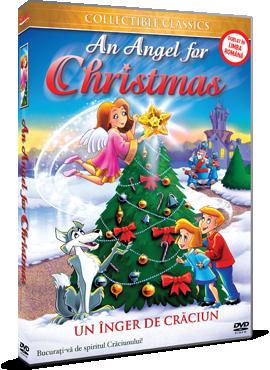 Un inger de Craciun / An Angel for Christmas - DVD