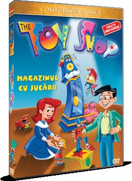 Magazinul cu jucarii / Toy Shop - DVD