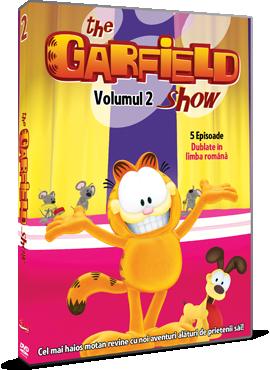 Garfield / The Garfield Show - Sezonul 1 - Volumul 2 - DVD