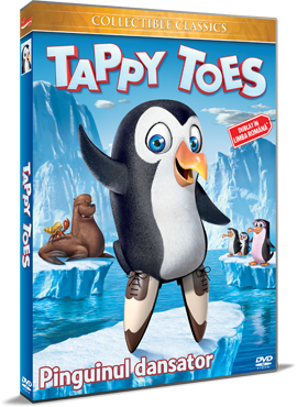 Pinguinul dansator / Tappy Toes - DVD